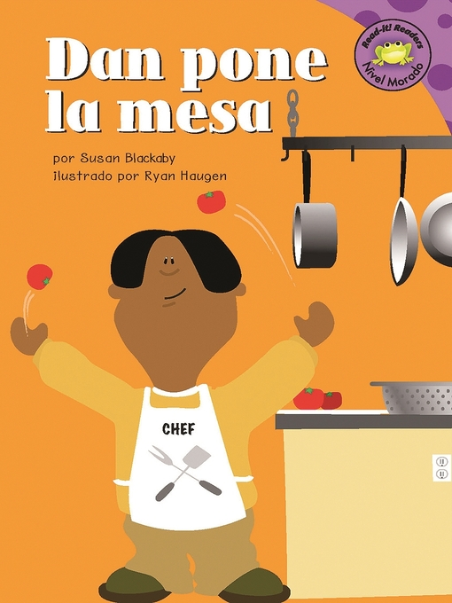Title details for Dan pone la mesa by Susan Blackaby - Available