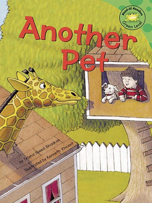 Title details for Another Pet by Trisha Speed Shaskan - Available