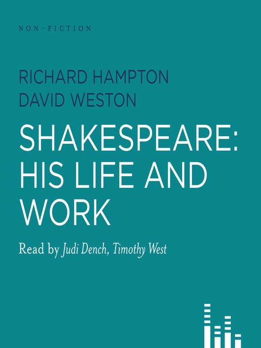 Title details for Shakespeare by William Shakespeare - Wait list