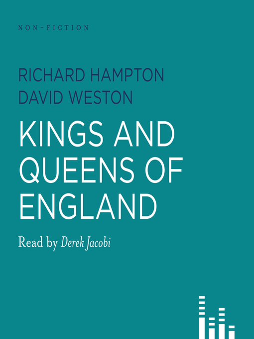 Title details for Kings and Queens of England by Richard Hampton - Available