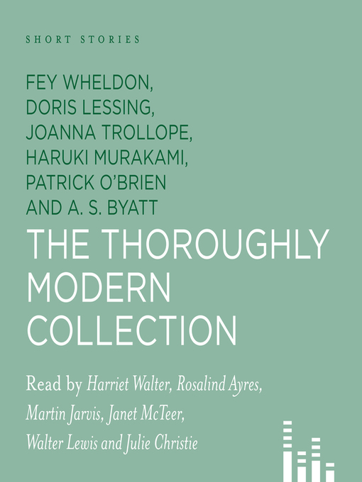 Title details for The Thoroughly Modern Collection by Angela Huth - Available