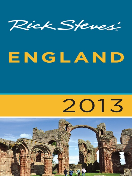 Title details for Rick Steves' England 2013 by Rick Steves - Wait list