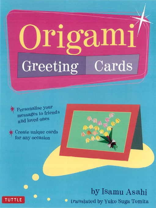 Title details for Origami Greeting Cards by Yuko Suga Tomita - Available