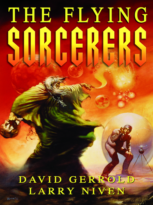 Title details for The Flying Sorcerers by David Gerrold - Available