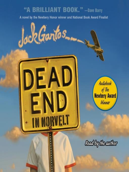Title details for Dead End in Norvelt by Jack Gantos - Wait list
