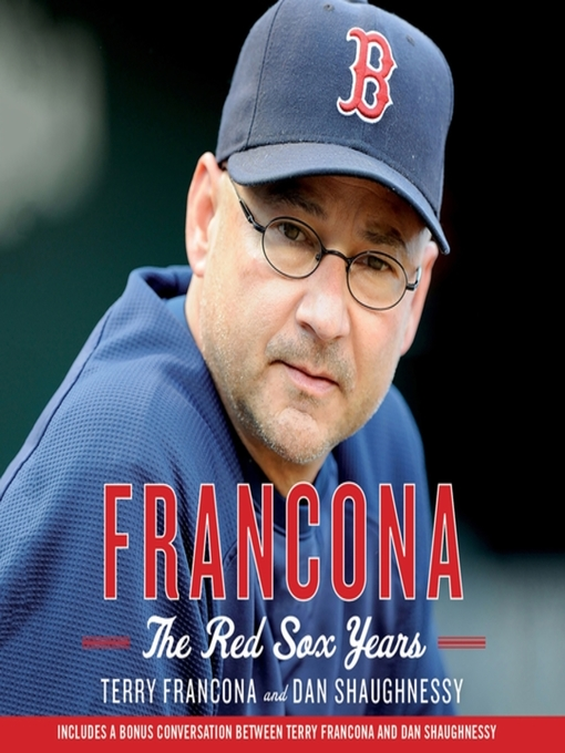 Title details for Francona by Terry Francona - Available
