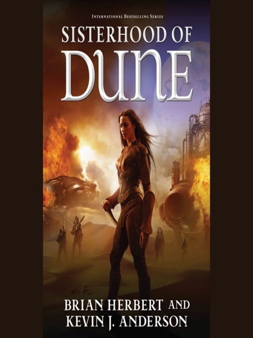 Title details for Sisterhood of Dune by Brian Herbert - Wait list