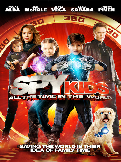 Title details for Spy Kids by Robert Rodriguez - Wait list