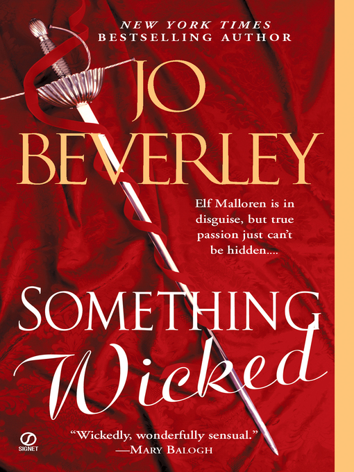 Title details for Something Wicked by Jo Beverley - Available