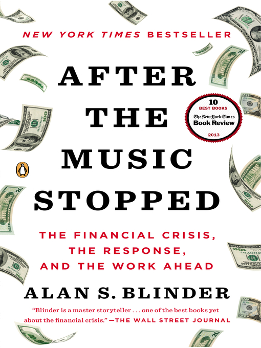 Title details for After the Music Stopped by Alan S. Blinder - Wait list