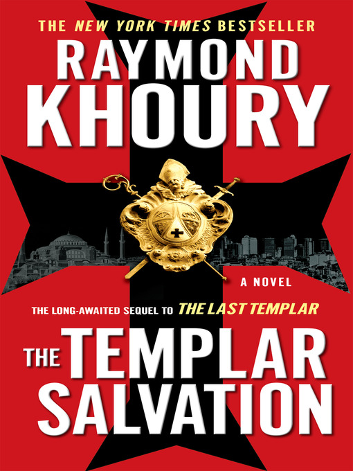 Title details for The Templar Salvation by Raymond Khoury - Wait list