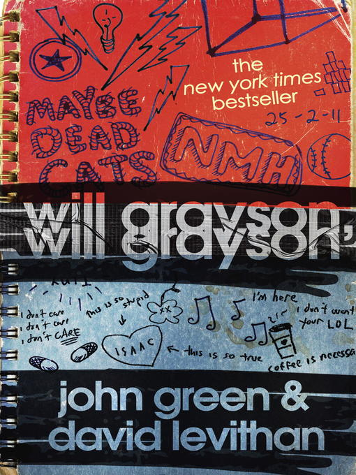 Title details for Will Grayson, Will Grayson by John Green - Wait list