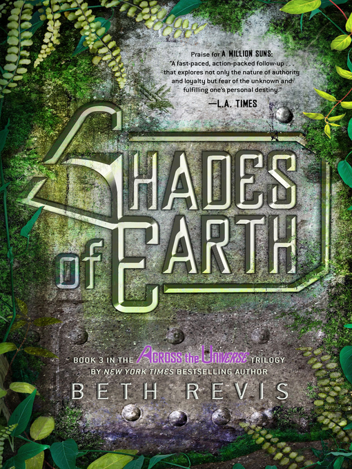 Title details for Shades of Earth by Beth Revis - Available