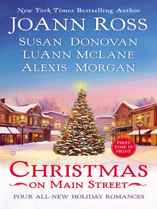 Title details for Christmas on Main Street by Joann Ross - Wait list