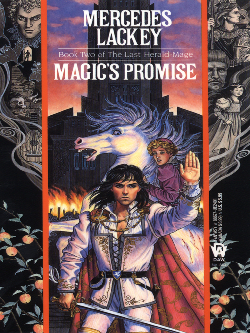 Title details for Magic's Promise by Mercedes Lackey - Wait list