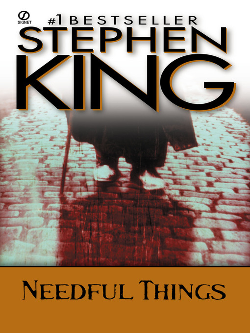Title details for Needful Things by Stephen King - Wait list
