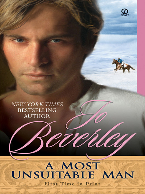 Title details for A Most Unsuitable Man by Jo Beverley - Available