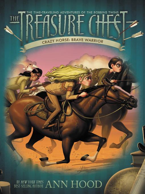 Title details for Crazy Horse: Brave Warrior by Ann Hood - Wait list