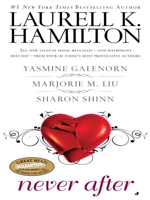 Title details for Never After by Laurell K. Hamilton - Available