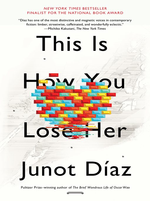Title details for This Is How You Lose Her by Junot Díaz - Wait list