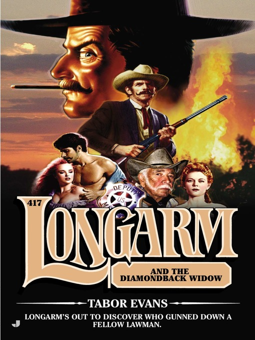 Title details for Longarm and the Diamondback Widow by Tabor Evans - Wait list
