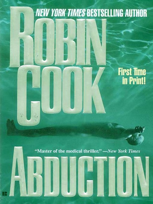 Title details for Abduction by Robin Cook - Available