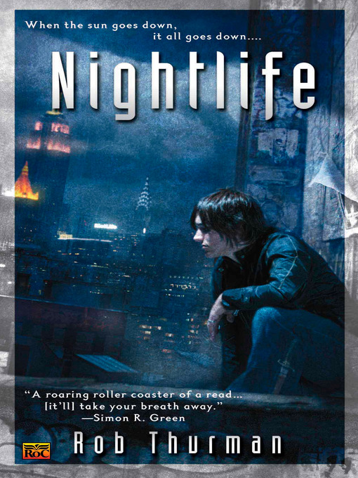 Title details for Nightlife by Rob Thurman - Available