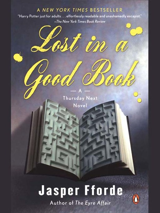 Title details for Lost in a Good Book by Jasper Fforde - Wait list