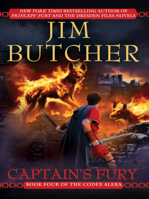 Title details for Captain's Fury by Jim Butcher - Wait list