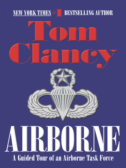 Title details for Airborne by Tom Clancy - Available