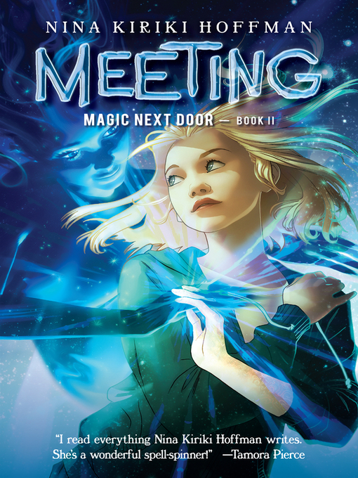 Title details for Meeting by Nina Kiriki Hoffman - Available