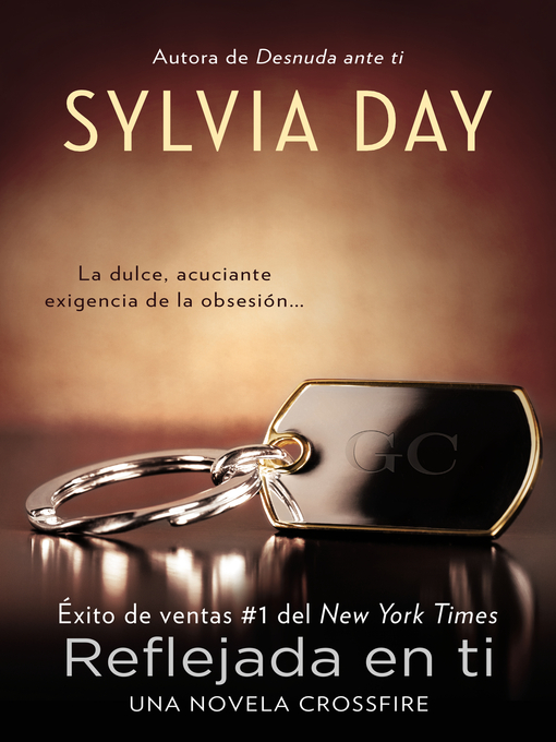 Title details for Reflejada en ti by Sylvia Day - Wait list