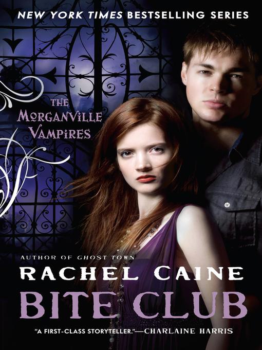 Title details for Bite Club by Rachel Caine - Wait list