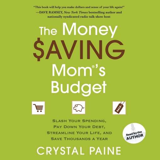 Title details for The Money Saving Mom's Budget by Crystal Paine - Wait list