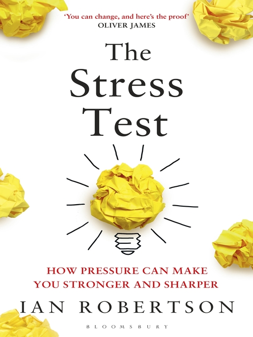 Title details for The Stress Test by Ian Robertson - Wait list