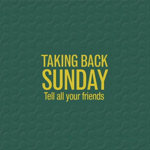 Title details for Tell All Your Friends [Re-issue] by Taking Back Sunday - Wait list