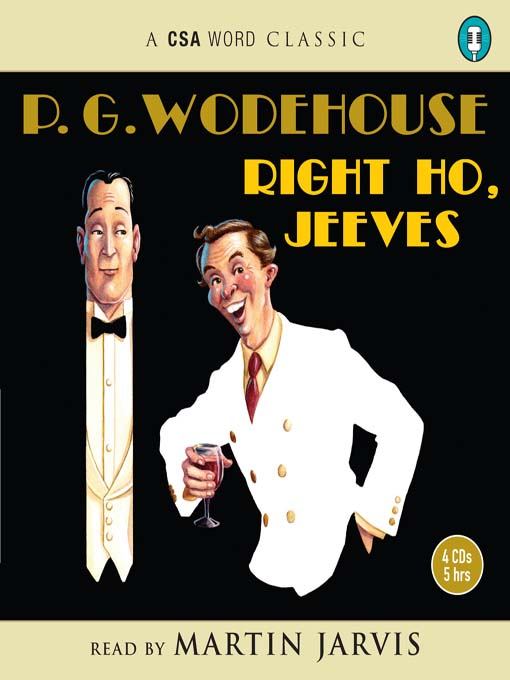 Title details for Right Ho, Jeeves by P. G. Wodehouse - Wait list