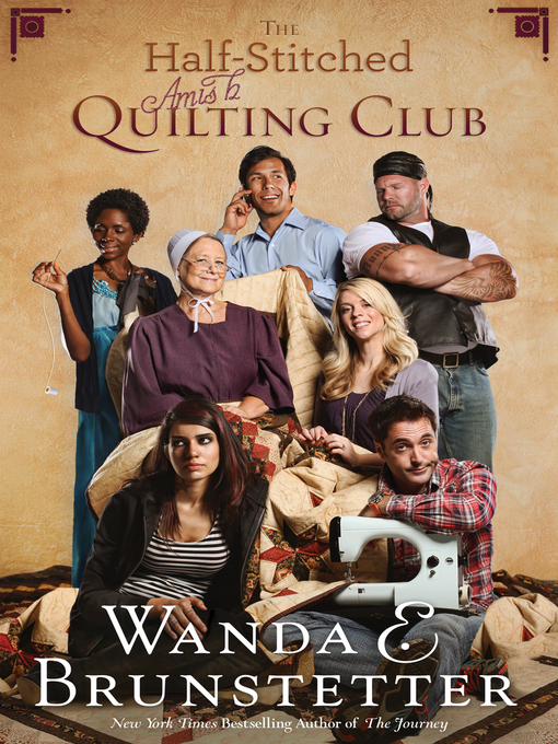 Title details for The Half-Stitched Amish Quilting Club by Wanda E. Brunstetter - Available