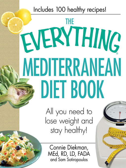 Title details for Mediterranean Diet Book by Connie Diekman - Wait list