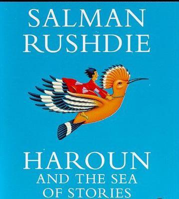 haroun and the sea of stories closed On the surface, haroun and the sea of stories is a lively, wonderfully inventive comic tale with an updated arabian nights background it follows the classic folk tale in which the hero travels to strange lands to lift a spell on his native country or cure his father of a fatal ailment.