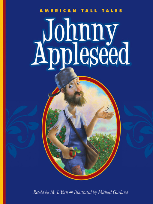 Title details for Johnny Appleseed by M. J. York - Available