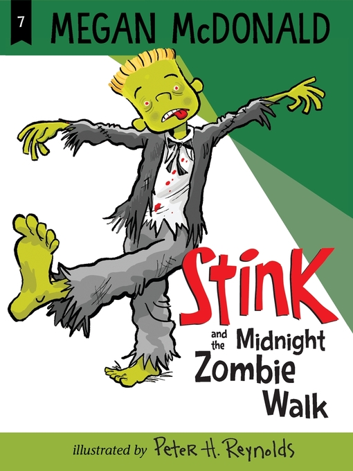 Title details for Stink and the Midnight Zombie Walk by Megan McDonald - Available