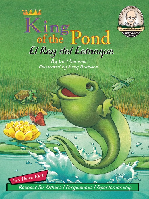 Title details for King of the Pond / El Rey del Estanque by Carl Sommer - Available
