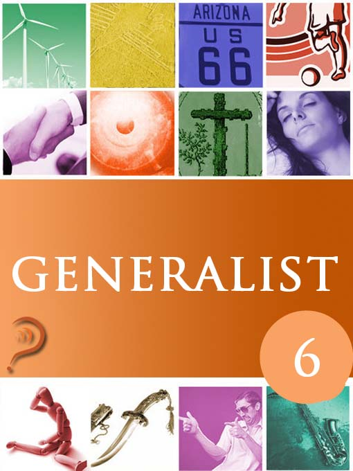 Title details for Generalist, Volume 6 by iMinds - Available