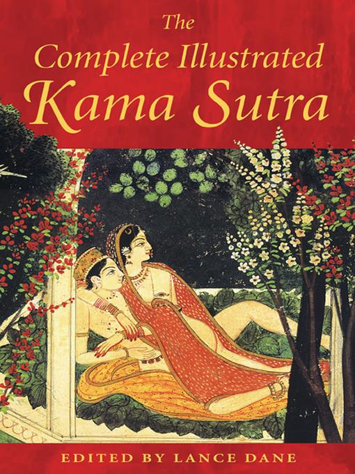 title Illustrated Kama Sutra .