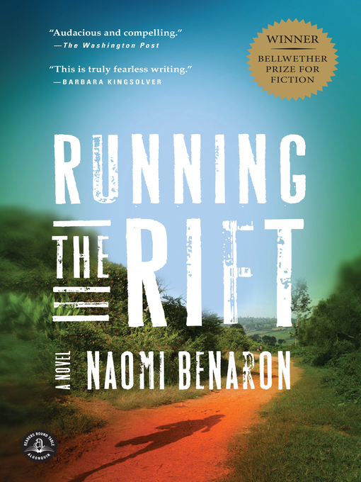 Title details for Running the Rift by Naomi Benaron - Wait list