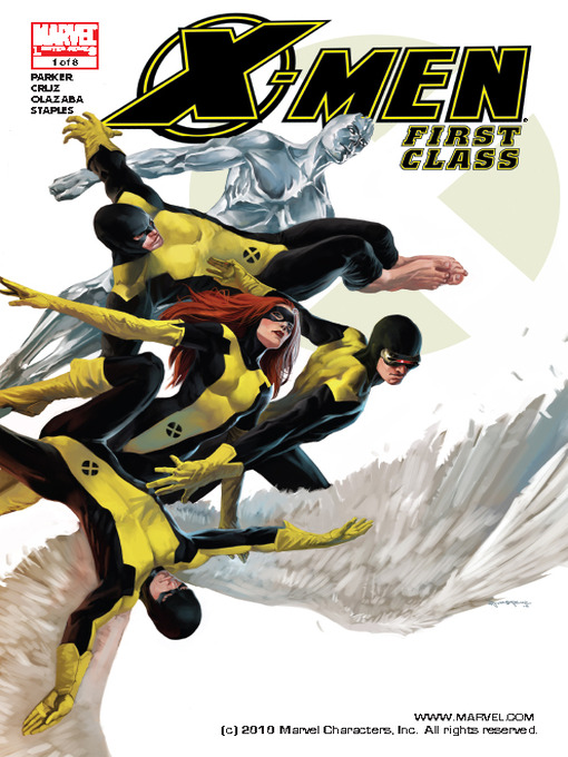 Title details for X-Men: First Class, Issue 1 by Roger Cruz - Available
