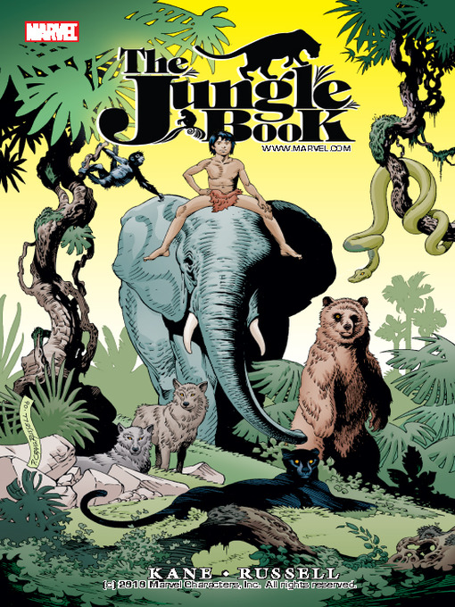 Title details for Marvel Illustrated: Jungle Book by Gil Kane - Available