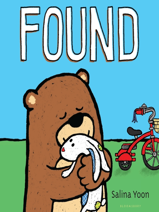 Title details for Found by Salina Yoon - Wait list
