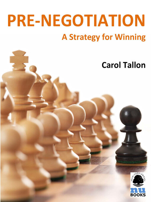 Title details for Pre-Negotiation by Carol   Tallon - Available